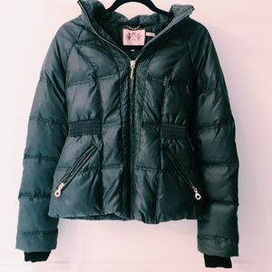 Juicy Couture Jackets & Coats - JUICY COUTURE PUFFER JACKET